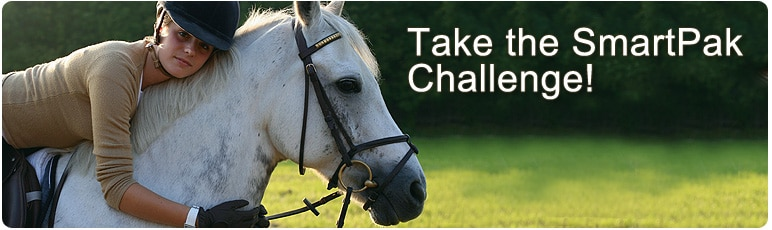 Take the SmartPak Challenge