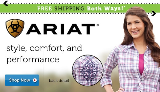 Ariat style comfort and performance