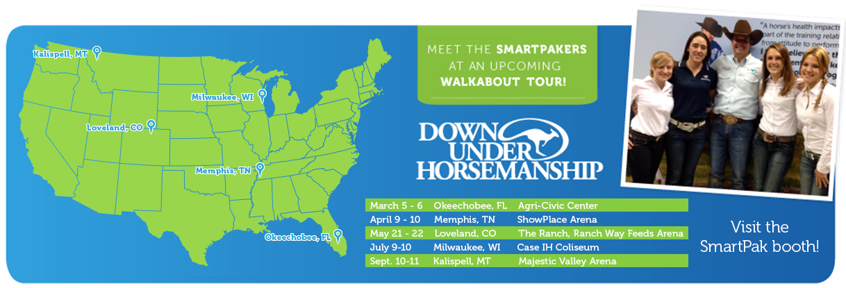 Meet the SmartPakers on the Walkabout Tour!