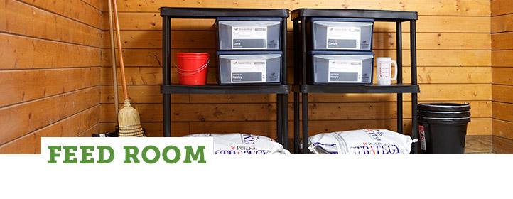 Zone: Feed Room