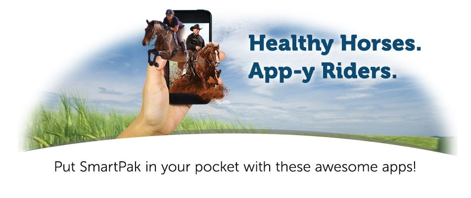 Put SmartPak in your pocket with these awesome apps!