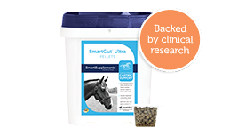 SmartGut Ultra: Backed by clinical research. Patent Pending.