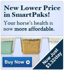 New Lower Price in SmartPaks!  Shop Now