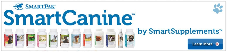 SmartCanine™ Supplements Exclusively from SmartPak Canine